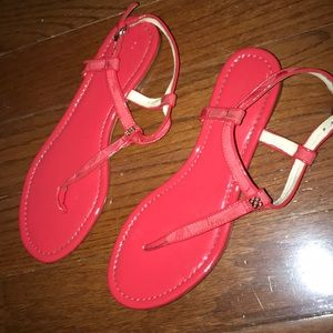 Women's Coach Sandals / Flats - Coach Shoes